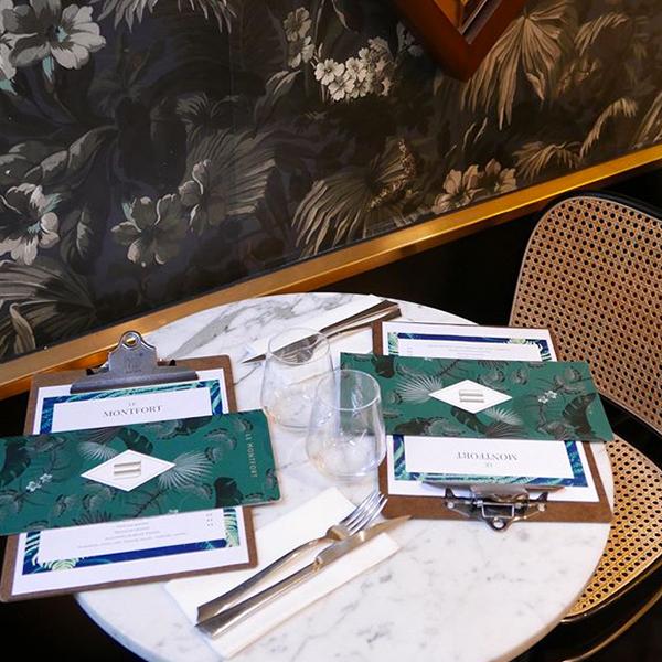 Le restaurant - Le Montfort Rennes